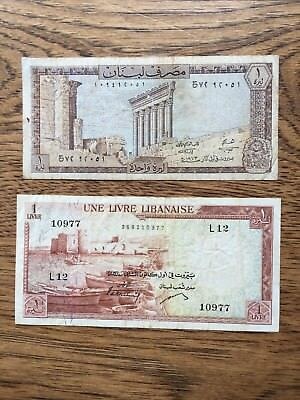 Lebanon. 2 Notes.
