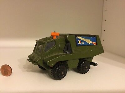 Missile Launcher Battle Kings Matchbox Lesney 1975  More here weitere hier