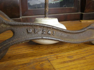 Moline plow Co. wrench - WP 241