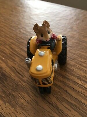 Wee Forest Folk M-133 Field Mouse
