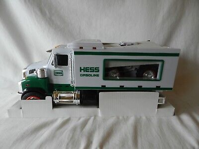 HESS 2008 Collectible Toy Truck and Front Loader Set Boys Girls Family