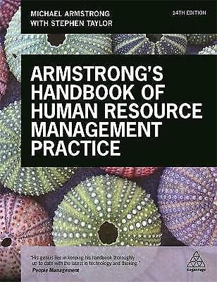 Armstrong's Handbook of Human Resource Management Practice, Michael Armstrong