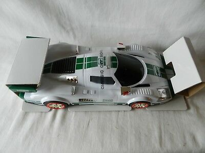 HESS 2009 Collectible Toy Race Car and Racer Set Excellent Boys Girls Family Fun