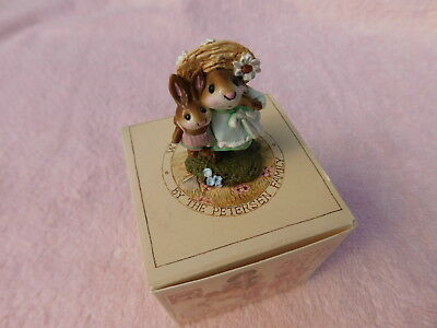 "Wee Forest Folk "" MISS DAISY "" M-182 - Mint - W/Orig. Box - 1992 - 2011"