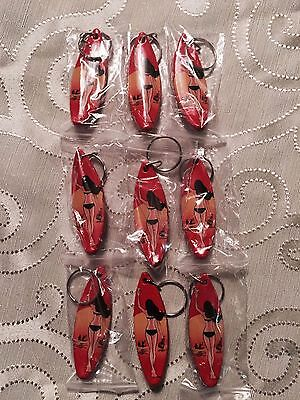 GRAND MARNIER KEY CHAIN---LOT of NINE