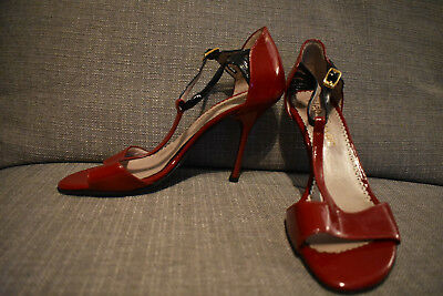 Brand new never worn Argentine Neo Tango shoes 4 inch heels, size 8