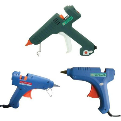 Hot Met Glue Gun 15W 40W 150W 250W Electric Heat Stick Rapid Heat
