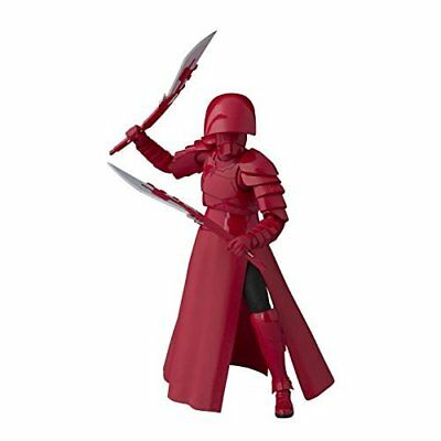 S.H.Figuarts Star Wars The Last Jedi ELITE PRAETORIAN GUARD Double Blade Japan.