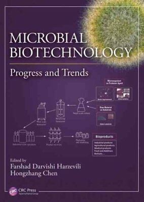 Microbial Biotechnology : Progress and Trends (2014, Hardcover)