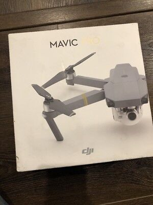 DJI Mavic Pro Drone - 4K Stabilized, Active Track, Avoidance GPS **BRAND NEW**