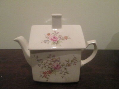Unusual Cottage style teapots by saddler