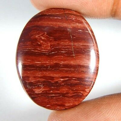 Wow! 32.60Cts 29x24 Mm Natural Snake Skin Jasper Cabochon Oval Loose Gemstone