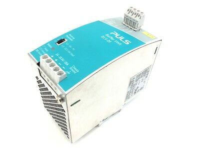 Puls SLV20.200 DC Buffer Unit 24-28.8V / 20A Netzteil, Power Supply