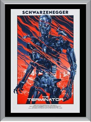 The Terminator Art A1 To A4 Size Poster Prints