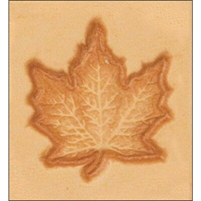 Leaf 3d Leather Stamping Tool - Craf Stamp Maple 857500