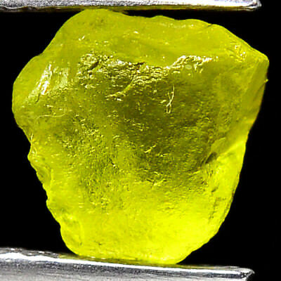 TOP IF FLAWLESS 2.30ct NATURAL100% UNHEATED CHRYSOBERYL ROUGH FACET NR!