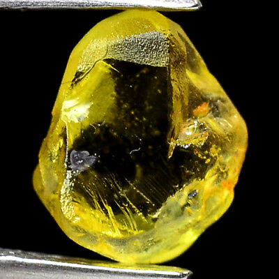 TOP IF FLAWLESS 2.45ct NATURAL100% UNHEATED CHRYSOBERYL ROUGH FACET NR!