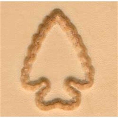 Arrowhead 2d Leather Stamping Tool - Craf Stamp 8828300