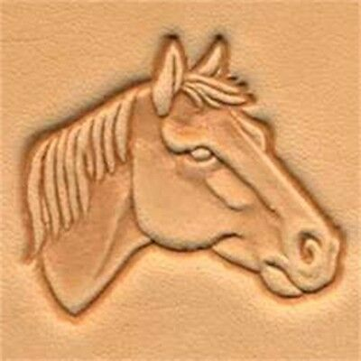 Horse Head 3d Leather Stamping Tool - Craf Stamp Right 8834200