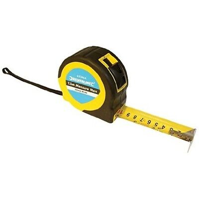 Silverline Measure Max Tape 10m / 33ft x 32mm - 868502