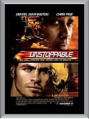 Unstopable A1 To A4 Size Poster Prints