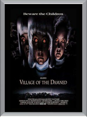 Village Of The Damned A1 To A4 Size Poster Prints