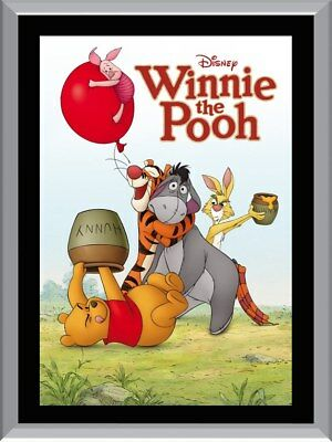 Winnie the Pooh A1 To A4 Size Poster Prints