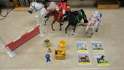 Grand Champion Horses and accessories