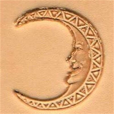 Moon 3d Leather Stamping Tool - Craf Stamp Face 8850400