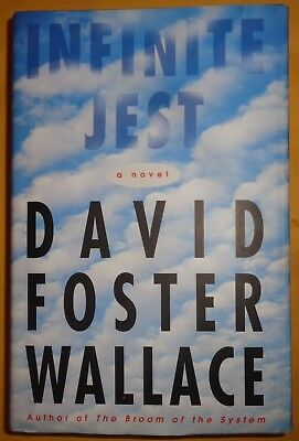 Infinite jest by david foster wallace english hardcover book free infinite jest by david foster wallace 1996 hardcover fandeluxe Image collections