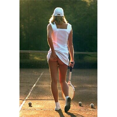Tennis Girl Poster Print, 61x92cm - 61cm 915cm x Maxi Bed Room Home Wall Paper