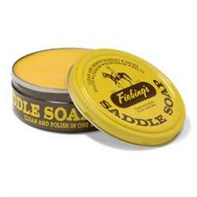 12oz Fiebing's Saddle Soap - Fiebings Leather Clean Polish Renew 6 Pk 12 Oz