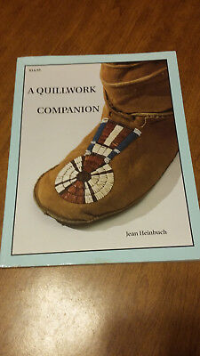Book A Quillwork Companion By Jean Heinbuch New