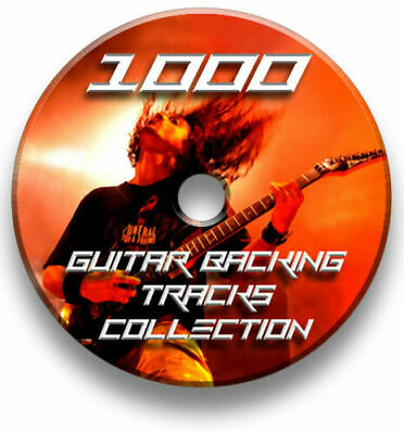 1000 Mp3 Rock Guitar Backing Tracks Download Collection