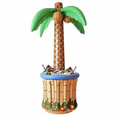 182cm Inflatable Palm Tree Cooler - Drink S2408p 182cm Holder