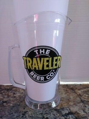 The Traveler Beer Company Pitcher NEW