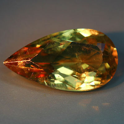 6.60 Cts_World Class Limited Edition_100 % Natural Color Change Diaspore_Turkey