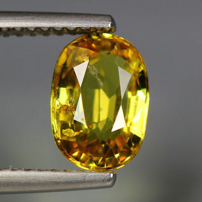 2.14 Cts_Glittering Top Fire_Limited Edition_100 % Natural Chrysoberyl_Srilanka