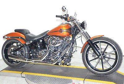 2014 Harley-Davidson Softail  2014 Harley Davidson Softail Breakout FXSB Screamin Eagle Race Tuner Pipe Stage1