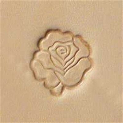 "11/16 ""w965 Stieg Leder Stempel - W966 Craftool Rose Stamp Tandy Leather Craft"