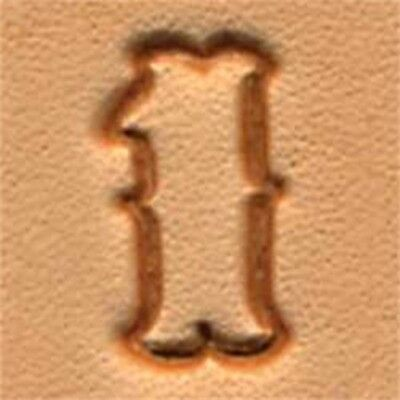"""Number Set - Craftool 1 2"""" (13 Mm) Standard Leather Stamp Emboss Tool 8136-00"""