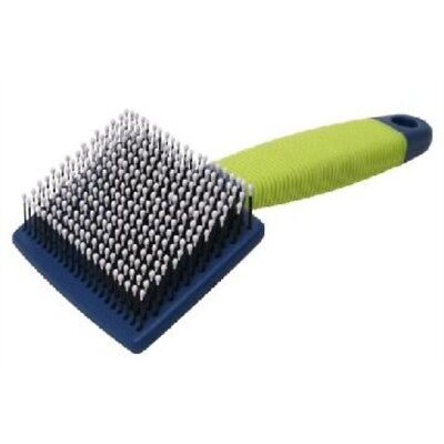 Cat Slicker Grooming Brush - Premo James Steel Plastic Tip