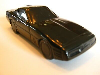 1988 CORVETTE Decanter Wild Country After Shave, Black Avon