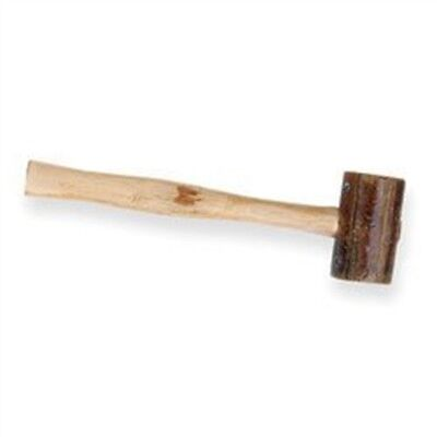 Maillet En Cuir Raffiné - Tandy Large Water Buffalo Rawhide Mallet New 330004