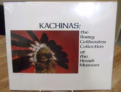 KACHINAS ~ The Barry Goldwater Collection at the Heard Museum 1st/1st 1975