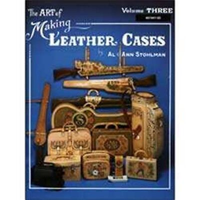 The Art Of Making Leather Cases Book Volume Iii - Very Good Condition Stohl