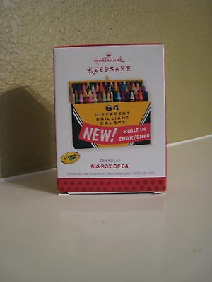 Hallmark 2013 Big Box Of 64! Ornament ~Nib