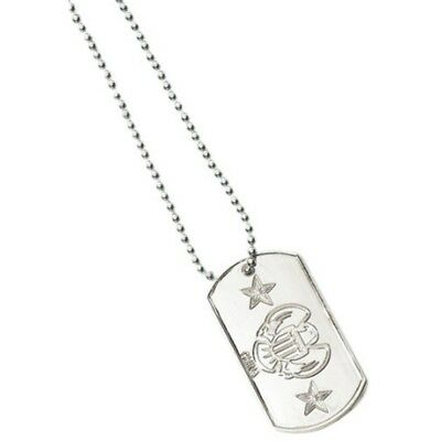 Dog Tag Electroplated -camo - Camouflage Party Tags Army Birthday Favours Amscan