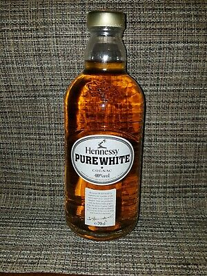Hennessy's Pure White Cognac rarely seen outside the Caribbean