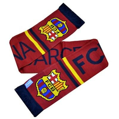 F.c. Barcelona Scarf St - Fc Football Official Club Cre